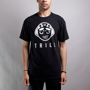 Image of TRILL black tee
