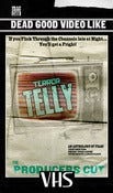 Image of Terror Telly Producers Cut - LIMITED VHS-  PRE-ORDER