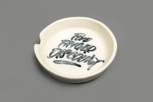 Image of DDG x Potter's Field Ceramics x Tom O'Toole - J Tray