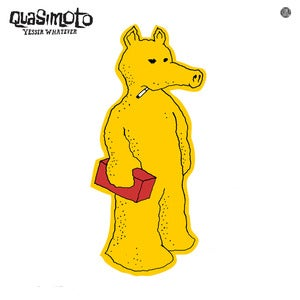 Image of Quasimoto - Yessir Whatever (+ Fanclub 45) - LP (Stones Throw)