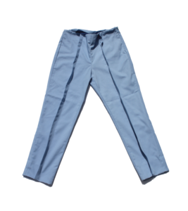 Image of INES AMORIM blue pants