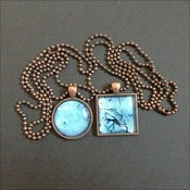 Image of Blue Lagoon in Antique Copper