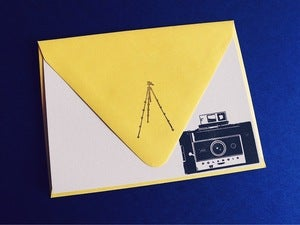 Image of Classic Camera Stationery Pack