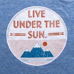 Image of Live Under The Sun Tank Tops