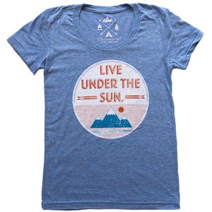 Image of Live Under The Sun T-Shirt
