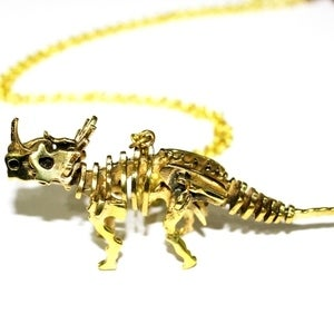 Image of Mafia - Triskelitops Necklace