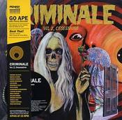 Image of  V/A  Criminale Vol. 2 - Ossessione  LP+CD  (Penny Records)