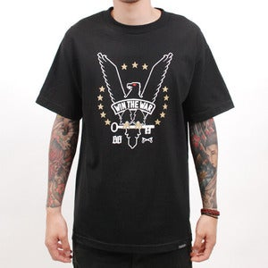 Image of Blackhawk Tee (Black)
