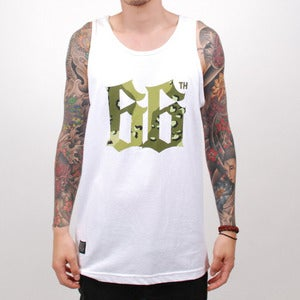 Image of 66th Desert Issue Tank Top (White)