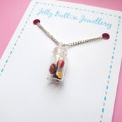 Image of Creme Egg Bottle Necklace