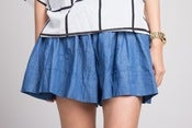 Image of Mani Denim Skort