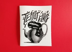 Image of Teapot Elvis zine