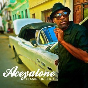 Image of Aceyalone - Leanin' On Slick - 2LP (Decon)