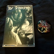 "Image of Beastiality ""Ancient Bell Chimes"" demo tape (incl. badge)"