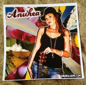 Image of Signed personalized Anuhea Poster 3