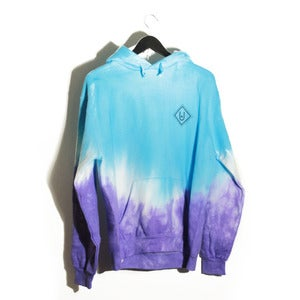 Image of Grape Dye Hoodie