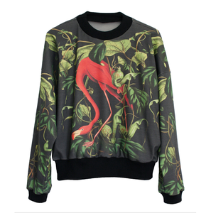 Image of Flamingo Croped Sweater