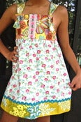 Image of SUPER SUMMER SALE!! Dress #1 Size 4/5T
