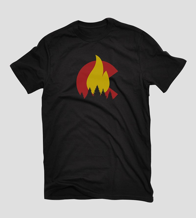 Image of C-Fire 2013 |  Wild Fire Tees Signature Tee By Austin Buck