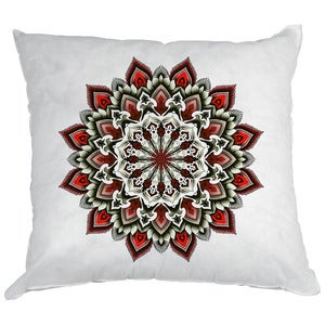 Image of 'Mandala' pillow cover