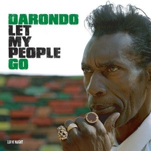 Image of Darondo - Let My People Go - LP (LUV N' HAIGHT)