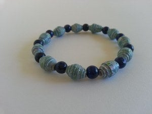Image of Protection - Aqua Blue AYA Bracelet