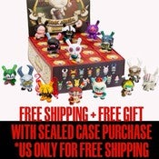 "Image of Dunny Series 2013 Sealed Case of 20 Blind Box 3"" - Kidrobot"