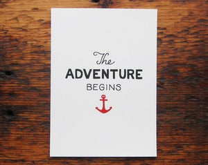 Image of Adventure Begins