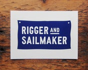 Image of Rigger + Sailmaker