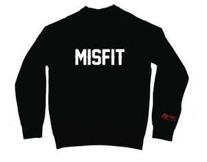 Image of SSUR - Misfit Monster Crewneck