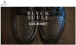 Image of Black Scale x Gourmet Footwear