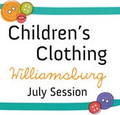 Image of Children's Clothing - July