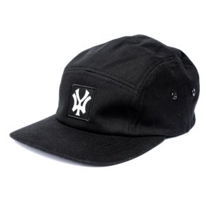 Image of 'WY' 5 Panel - Black/White