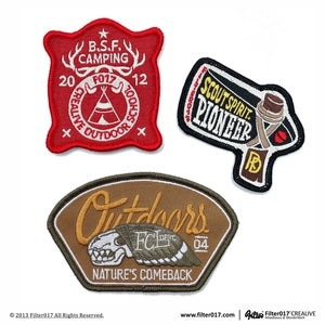 Filter017 OUTDOOR PATCH SET C