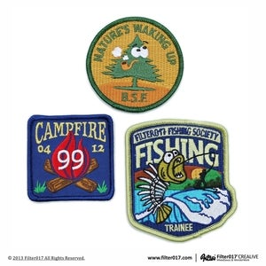 Filter017 OUTDOOR PATCH SET D