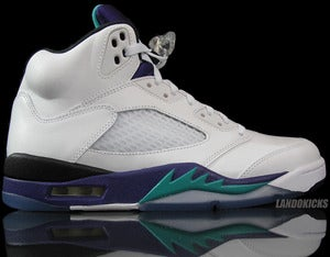 Image of Nike Air Jordan 5 Retro 'Grape'