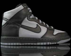 Image of Nike Dunk High ID 'Blk/Gry'
