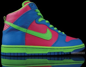 Image of Nike Dunk High ID 'Multi Color'