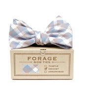 Image of summer gingham {bow tie}