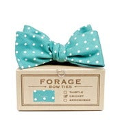 Image of summer dots {bow tie}