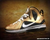 "Image of ""Defining Moment"" Lebron 9 elite"