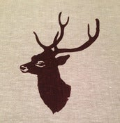 Image of Deer Me - Screen Printed Tea Towels