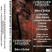 Image of Darkened Winter - Raiders Of Northland (Tape re-release)