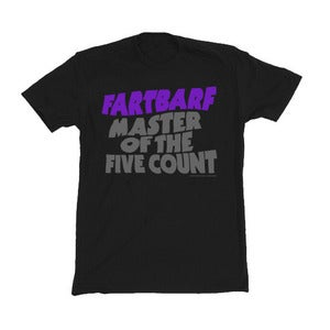 Image of Fartbarf Master of the 5 Count (With Free Track Download)