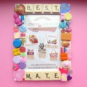 Image of BEST MATE Photo Frame 4 x 6""