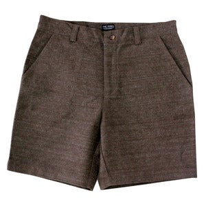 Image of The Mines - Japanese Wool Shorts - Light