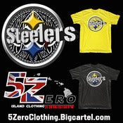 "Image of 5 Zero Clothing "" Tribal Steeler  Nation "" FREE SHIPPING"