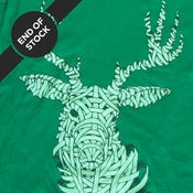 Image of Deer: Green