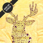 Image of Deer: Yellow