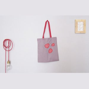 Image of Tote Bag Coquelicots
